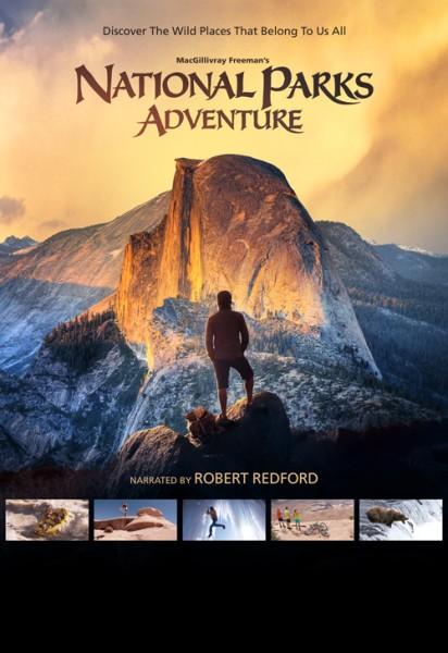 دانلود فیلم America Wild National Parks Adventure 2016