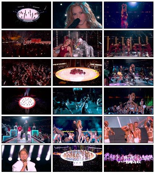 دانلود اجرای جدید Shakira & J. Lo's در Super Bowl 2020 …