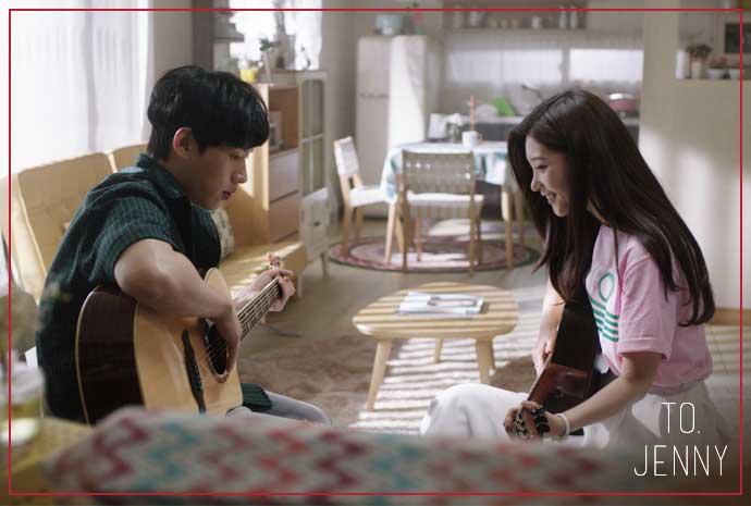 دانلود سریال کره ای - To.Jenny 2018 - با زیرنویس کامل و فارسی سریال