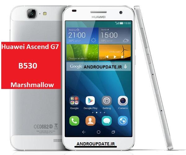 رام اندروید 6 بر روی Huawei Ascend G7