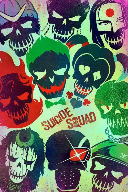 دانلود فیلم Suicide Squad 2016 دوبله فارسی ( جوخه انتحار )