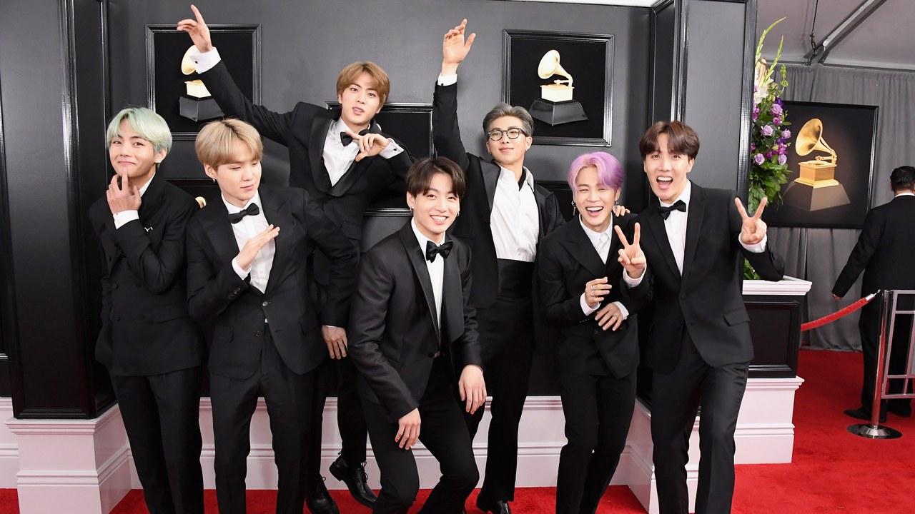 la7i gettyimages 1097522194 - دانلود مـراسـم Grammy Awards 2019 به صورت کامـل