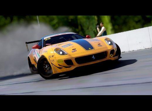 خودرو فراری 599 GTB Fiorano برای GTA V