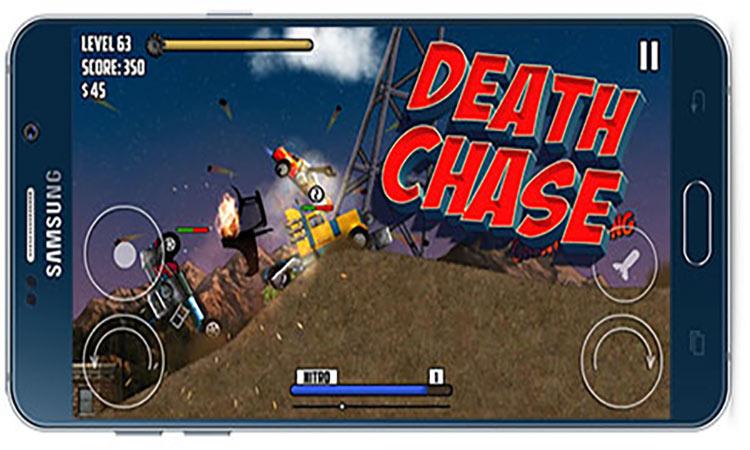 دانلود بازی اندروید Death Chase Nitro