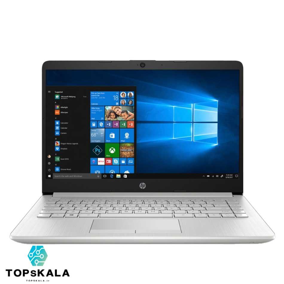 لپ تاپ استوک اچ پی مدل HP 14S - پردازنده AMD Ryzen 5 3500U و گرافیک AMD Radeon RX VEGA 8
