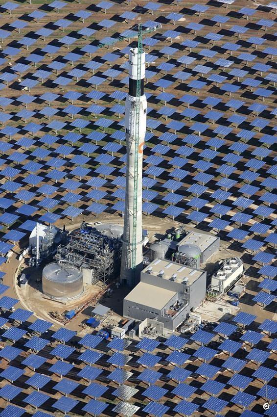 نیروگاههای حرارتی خورشیدی - گردآوری سیاوش عزیزی - بخش دوم