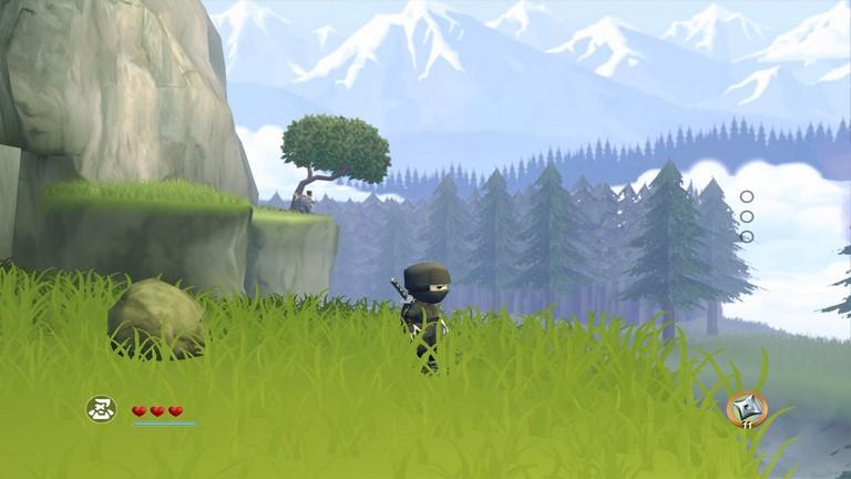 نقد و بررسی بازی Mini Ninjas؛ ماجراجویی نینجاهای کوچک