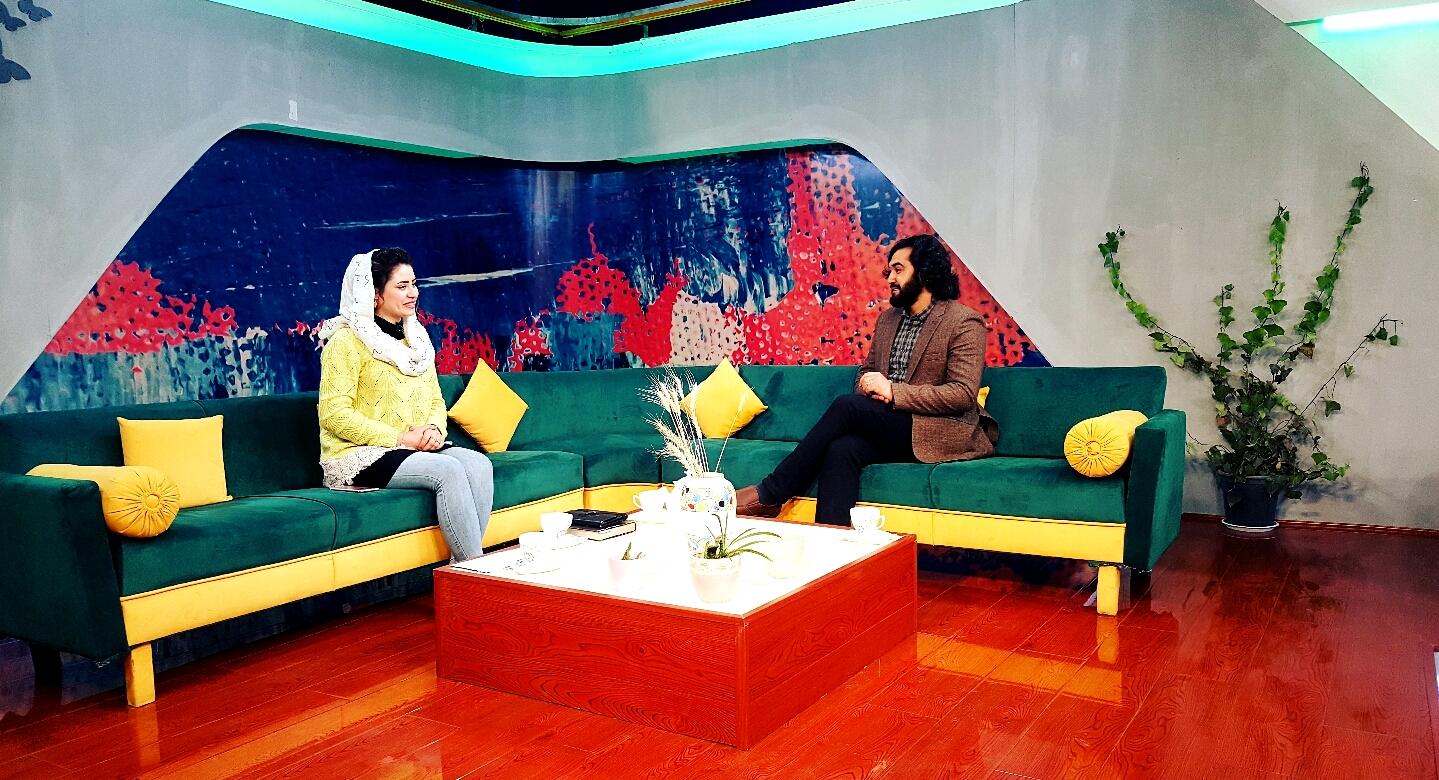 احمد محمود امپراطور در تلویزیونی جهان آرزو