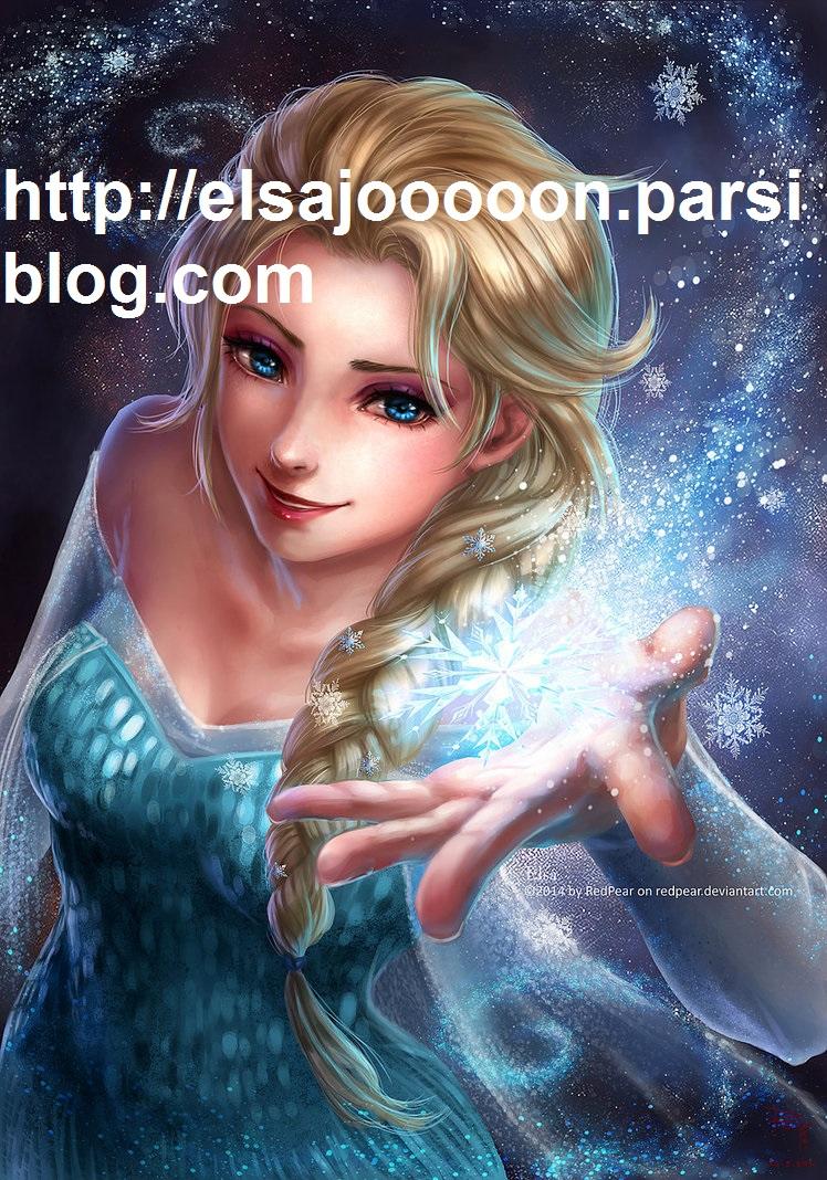 بهترین وبلاگ فروزن