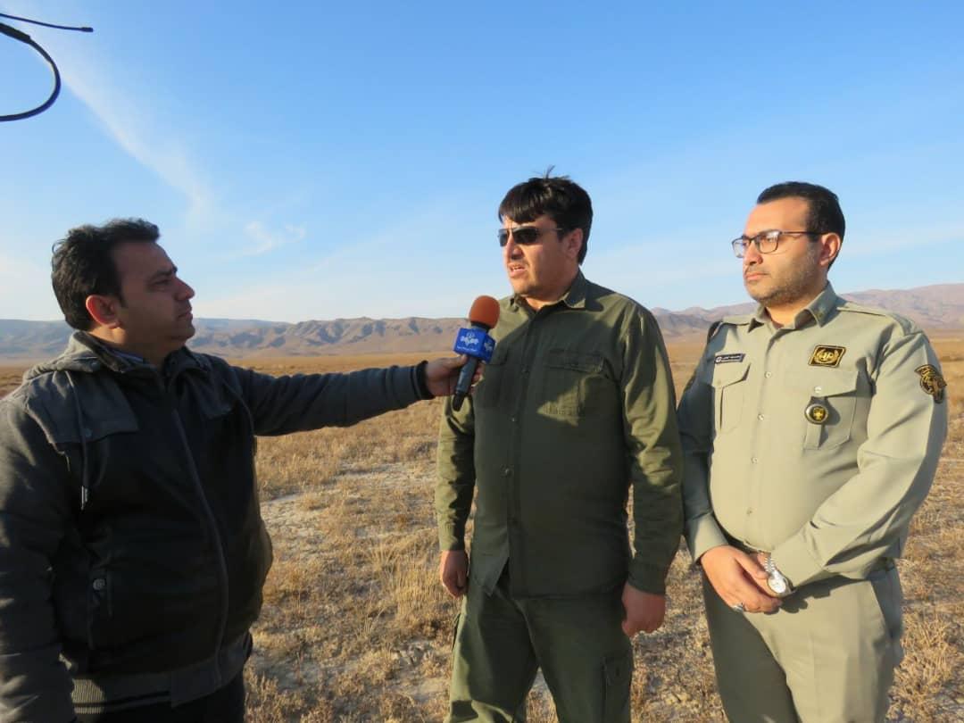 سرشماری پاییزه حیات وحش پارک ملی گلستان