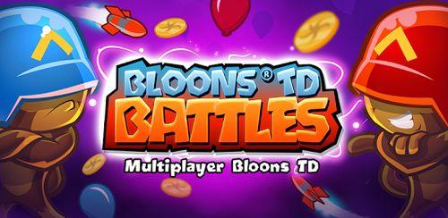 دانلود بازی اندروید Bloons TD Battles
