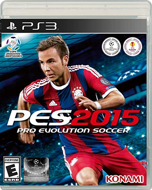 دانلود بازی Pro Evolution Soccer 2015 برای PS3