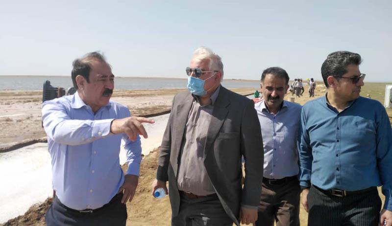 تزریق پساب کارخانجات ید استان به زمین در حال انجام است