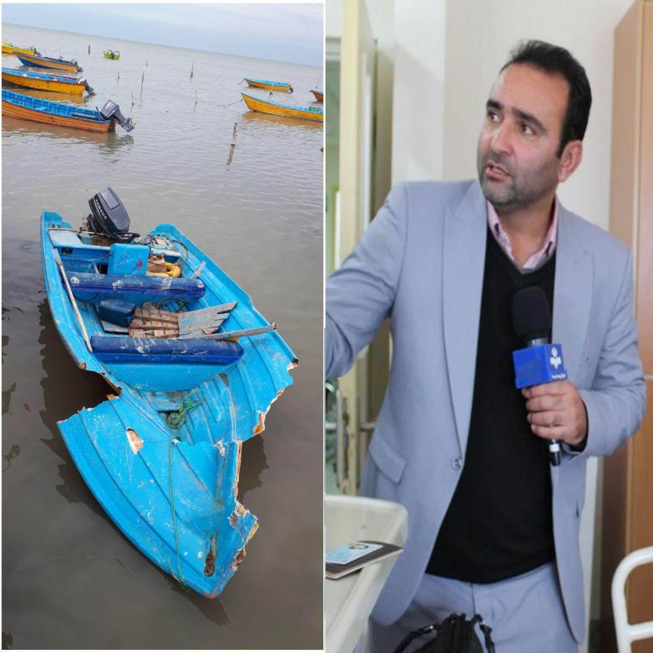 شکایت محیط زیست مازندران از خبرنگار شجاع گلستانی
