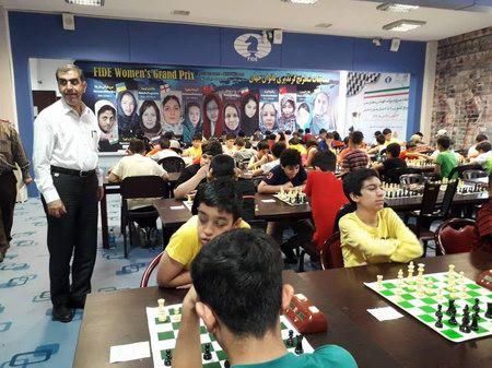 مسابقات شطرنج سریع رده های سنی کشور با معرفی نفرات برتر به پایان رسید.