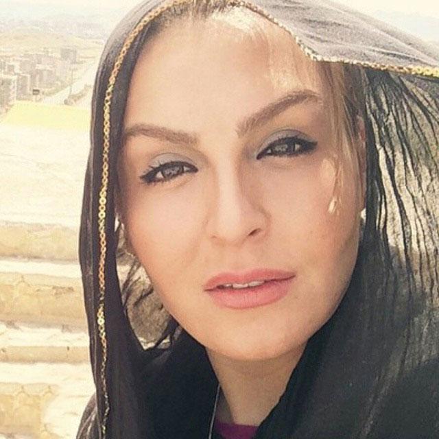 عکسهای جدید آزیتا ترکاشوند در خرداد 94