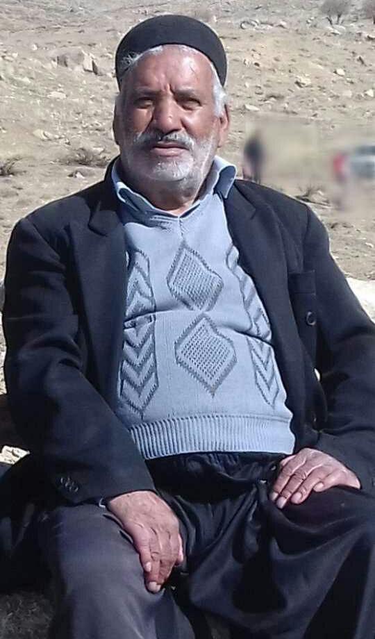 شادروان حاج رضا محمد یوسفی چوبینی
