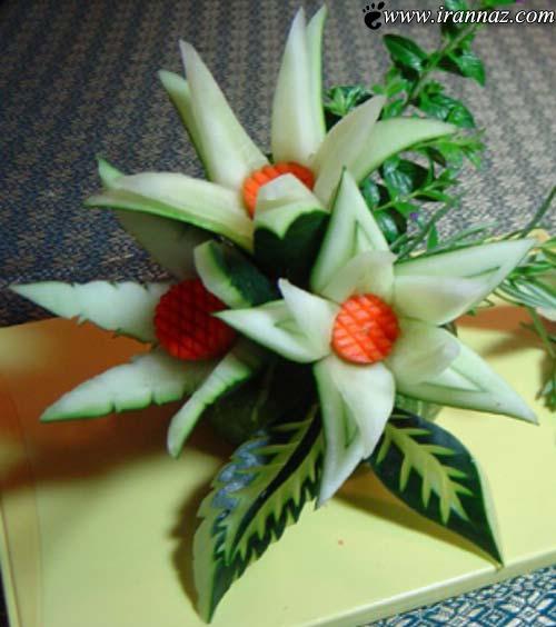 هندوانه شب یلدا در شکل های دیدنی Yalda Night