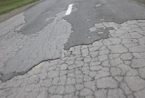 جاده ورزقان
