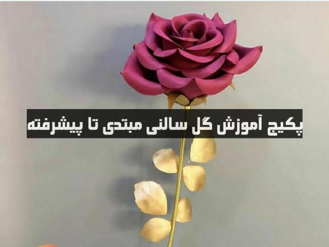 گل های زیبای سالنی