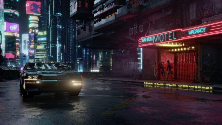 Night City در Cyberpunk 2077 عظیم خواهد بود اما کیفیت را به کمیت ترجیح میدهد