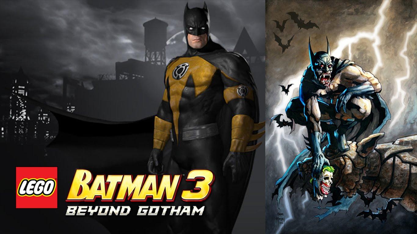 دانلود بازی LEGO Batman 3: Beyond Gotham برای PS3