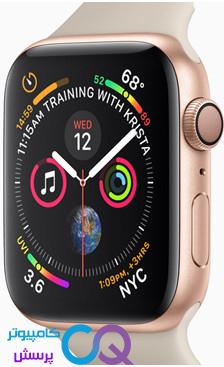 نمونه ای از ساعت هوشمند اپل