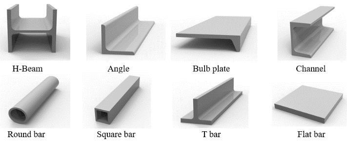 استاندارد های فولاد - اندازه و شکل و نوع فولاد-آشنایی با استانداردهای فولاد
