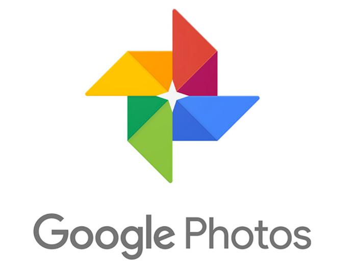 لوگوی سرویس عکس های گوگل