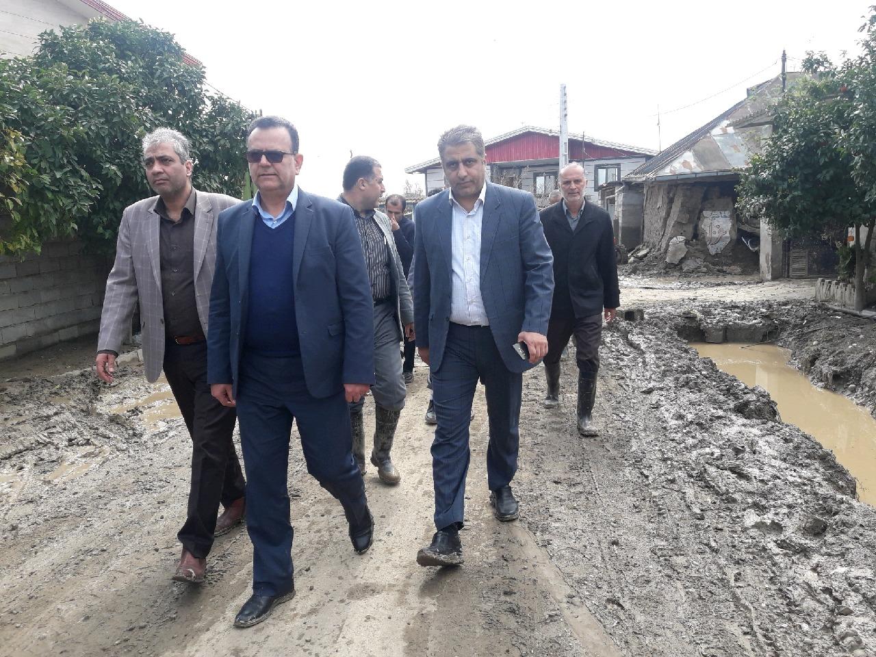 سیل مازندران