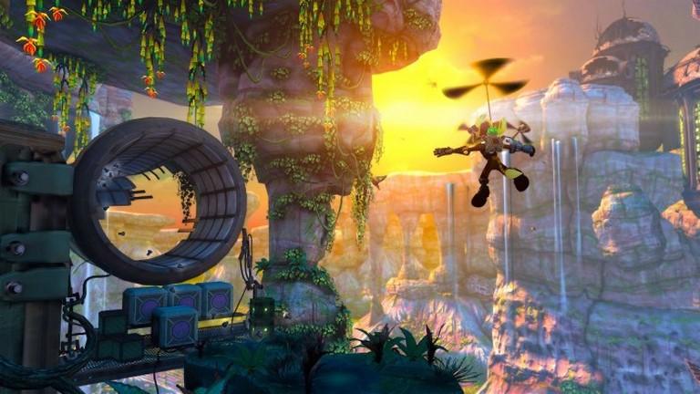 نقد و بررسی بازی  Ratchet & Clank Future: A Crack in Time