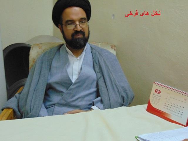 با ستارگان آسمان علم و دانش شهر فرخی (6) حجه الاسلام والمسلمین دکتر سید حسن قاضوی mq3d dsc06029