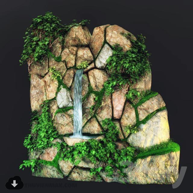 mqco pro 6 5 - کالکشن مدل سه بعدی آبنما - fountain 3d model