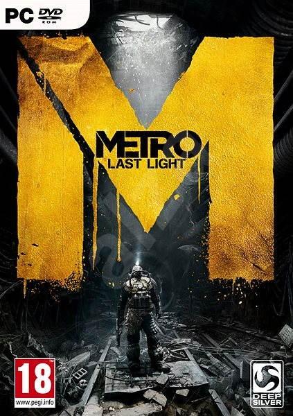دانلود بازی METRO: Last Light برای PC
