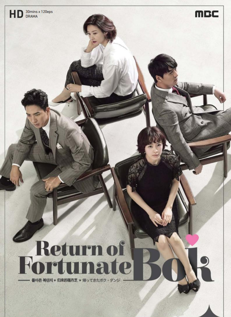 دانلود سریال کره ای بازگشت Return 2018