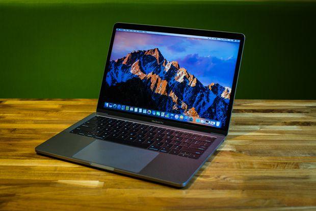 لپ تاپ دانشجویی (Apple MacBook Pro (13-inch, Mid-2017