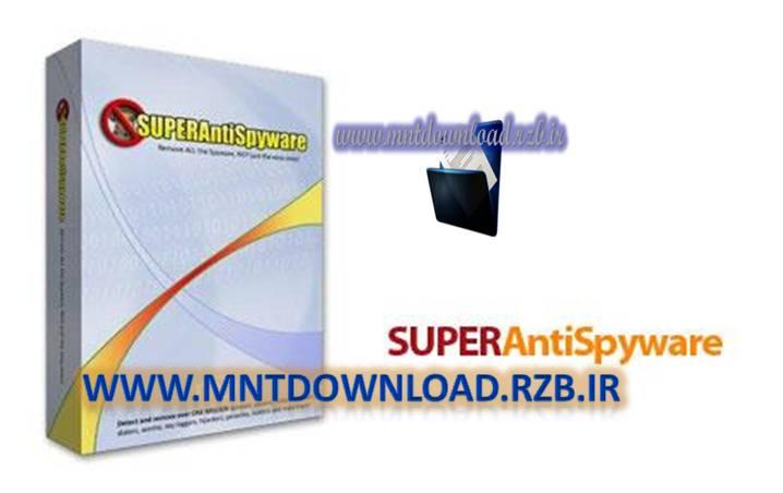 حذف و مقابله با جاسوس افزارها SUPERAntiSpyware Pro 5.5.1022