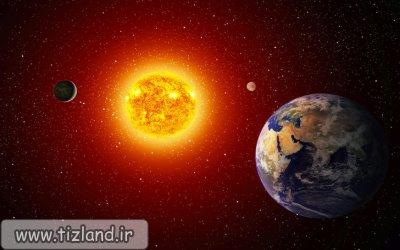 آیا می دانید عمر خورشید 5 میلیارد سال است