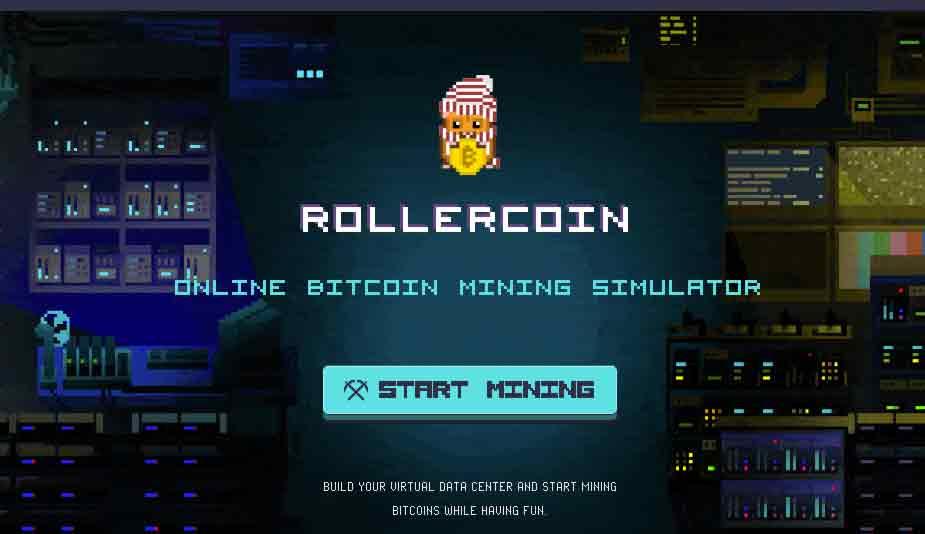 rollercoin بازی کنید و بیت کوین رایگان کسب کنید :: والتIR