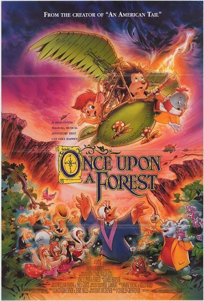 دانلود انیمیشن Once Upon A Forest 1993