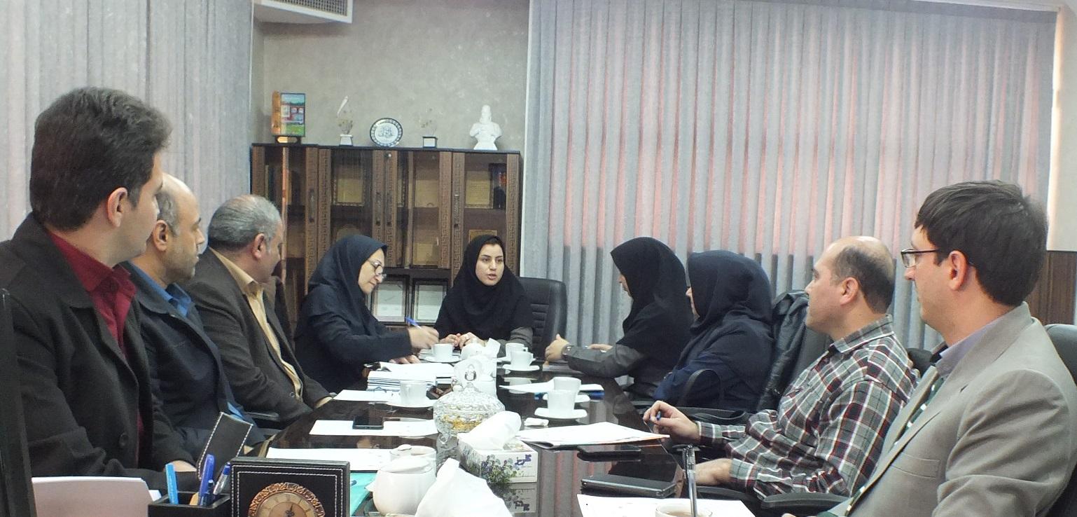 برگزاری دوازدهمین کمیته مرکزی نظام پیشنهادات دانشکده