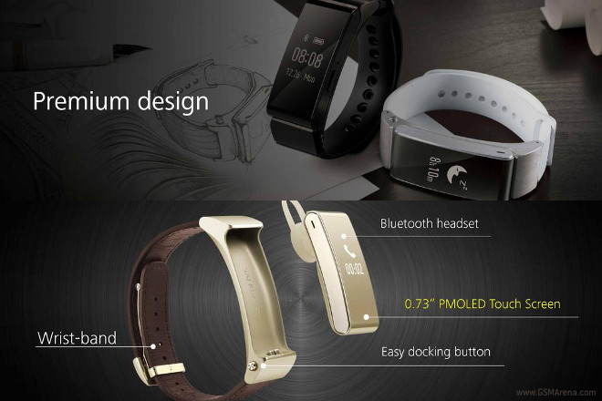 دستبند هوشمند هواوی b2