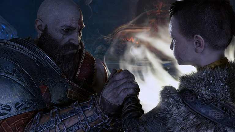 نقد و بررسی بازی God of War، خدایی که میخواهد پدر باشد
