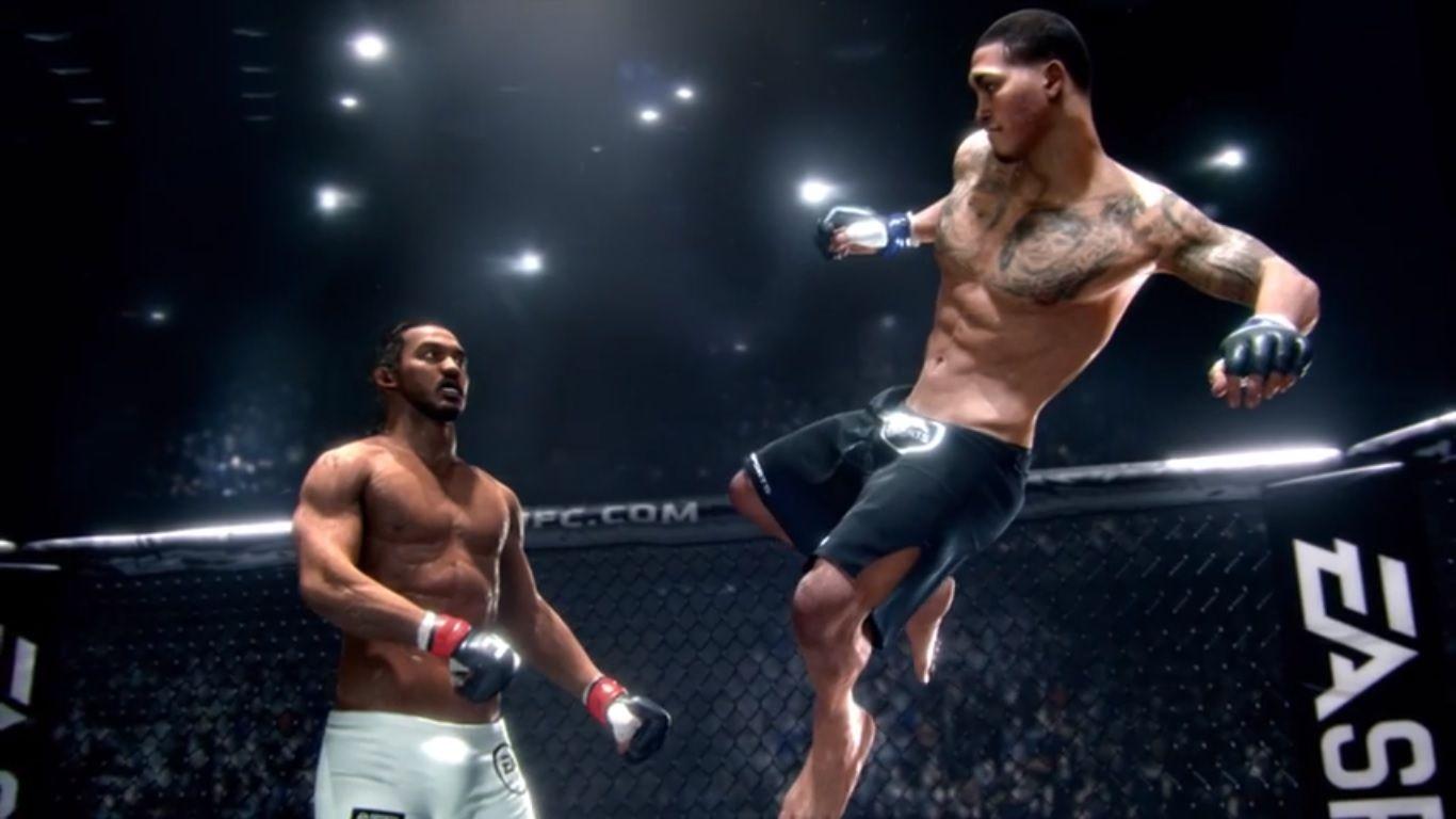شخصیت روی جلد عنوان UFC 2 مشخص شد