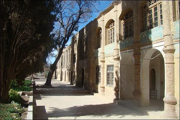 باغ و عمارت رحیم آباد بیرجند