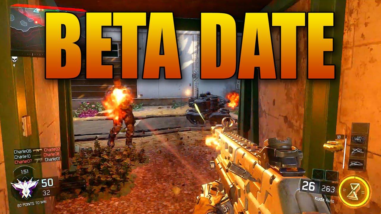 تاریخ انتشار Beta بازی Call of Duty Black Ops 4