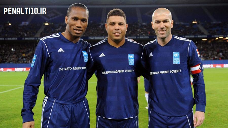 پنالتی | عکس و والپیپر فوتبالی