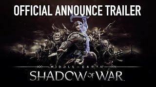 تریلر جدید بازی middle-earth: shadow of war