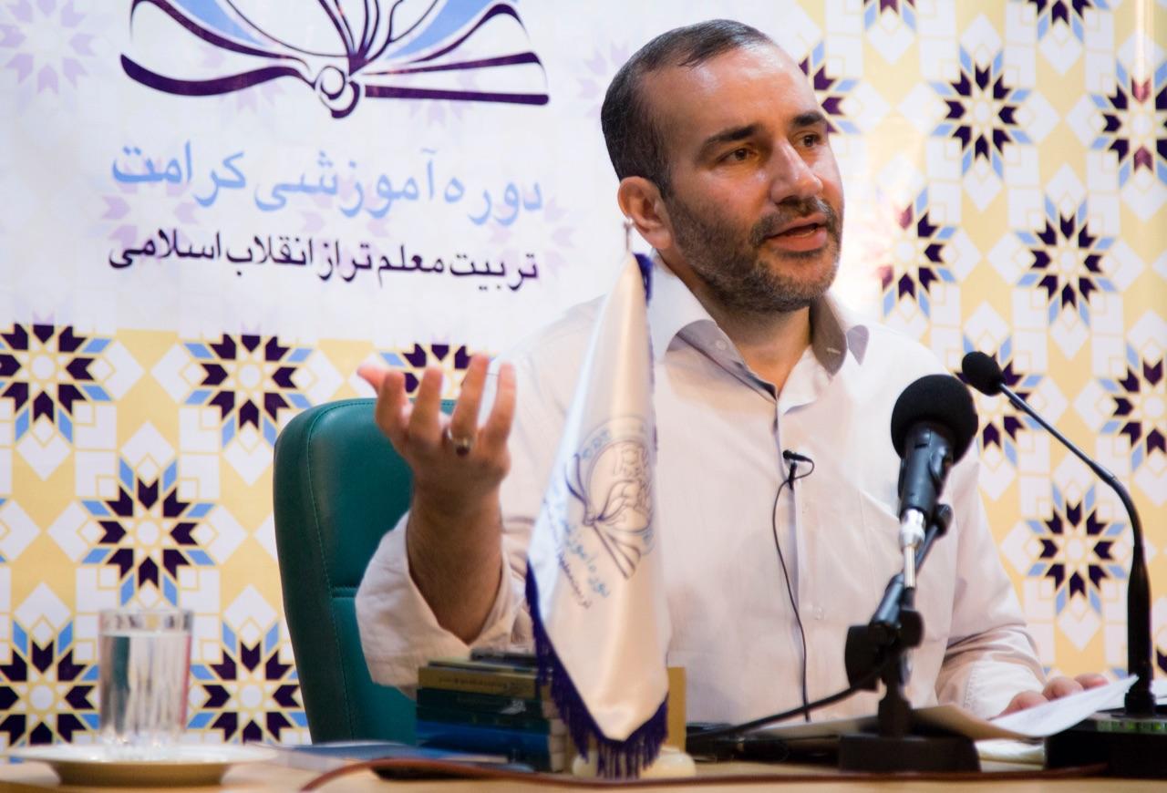 دکتر محمد طیب صحرایی ; دوره تربیت مربی کرامت دو