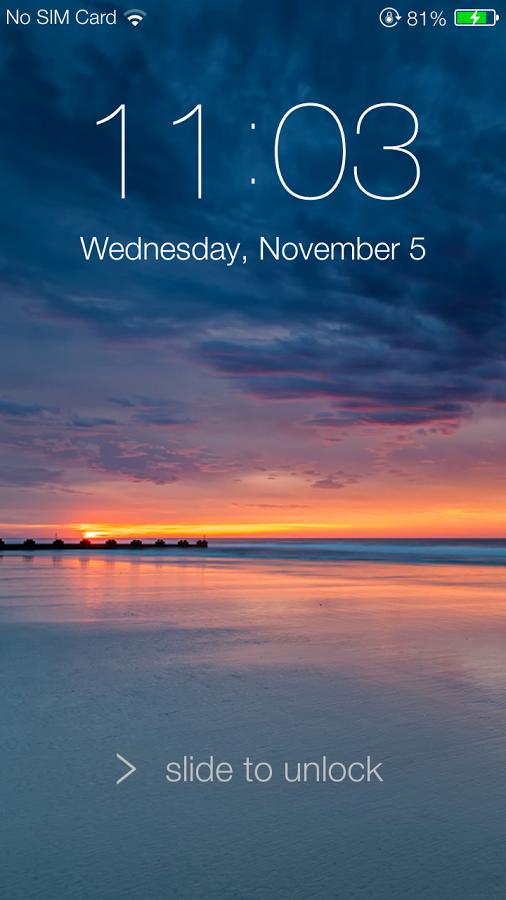 برنامه CleanUI و تغییر رابط کاربری اندروید به آیفون در یک دقیقه